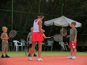 Coaching children's group