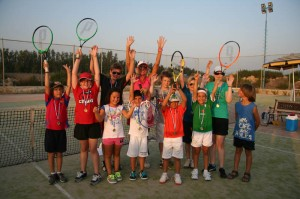 Who wants to join our Summer Tennis Academy?