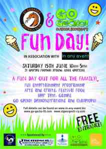 St Georges Go Gecko Fun Day