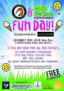 St Georges Go Gecko Fun Day