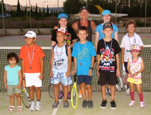 Summer Tennis Academy 2013
